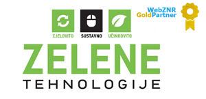 Korisnik aplikacije WebZNR - Zelene Tehnologije