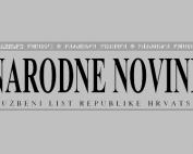 Zaštita na radu - narodne novine