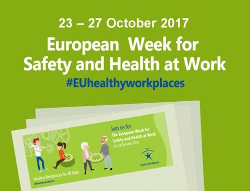 Europski tjedan zaštite na radu